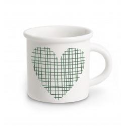 ABC Mug Love verde