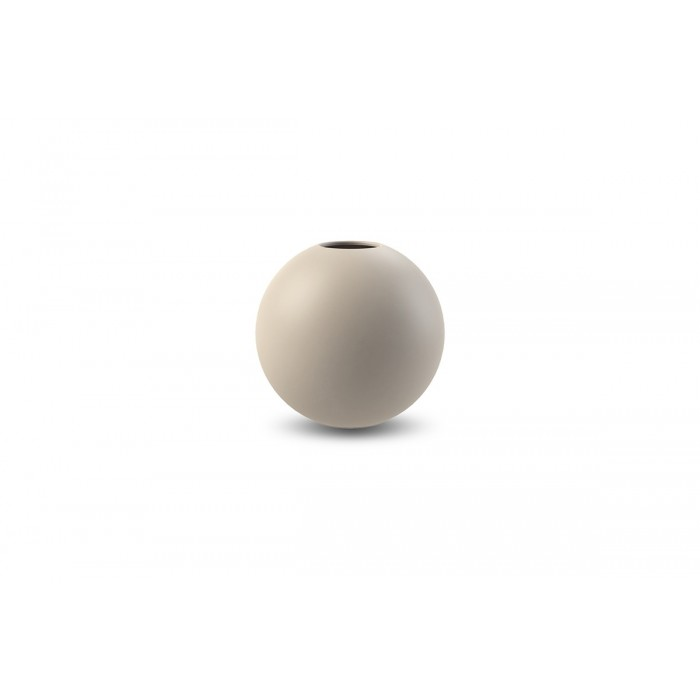 Vaso Ball sabbia small