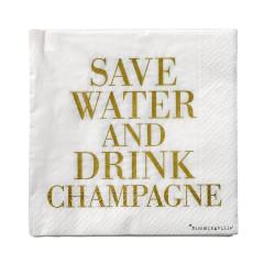 """Tovaglioli """"Champagne"""""""
