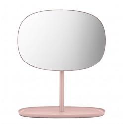 Flip specchio rosa