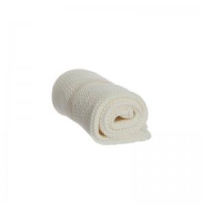 Asciugamano in cotone organico Iris Hantverk