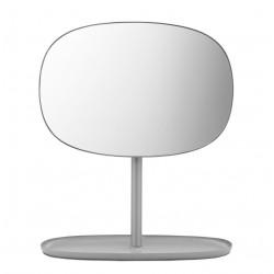 Flip specchio grigio