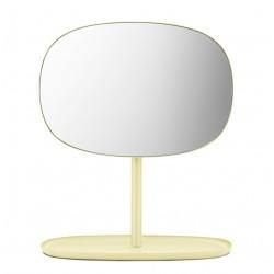 Flip specchio giallo