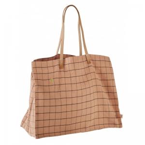Shopping bag maxi Oscar litchi