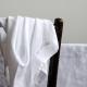 Tea towel in lino panna