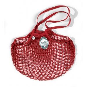 Net Bag a spalla rossa