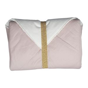 Fasciatoio pieghevole rosa