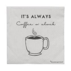 """Tovaglioli """"Coffee"""