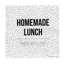 """Tovaglioli """"Homemade Lunch"""""""