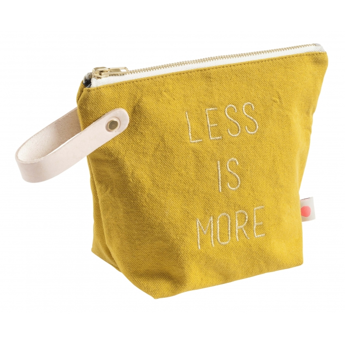 """Trousse Colombo """"Less is more"""""""