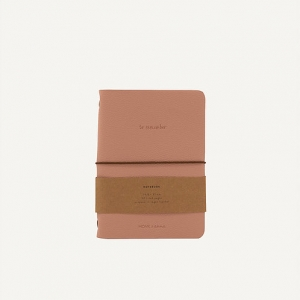 Notebook in ecopelle dawn