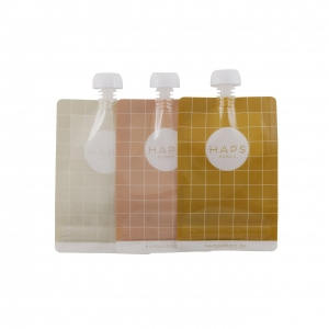 Smoothie bag earth - set 3 pezzi