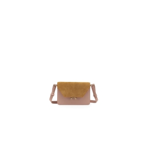 Shoulder bag dusty pink