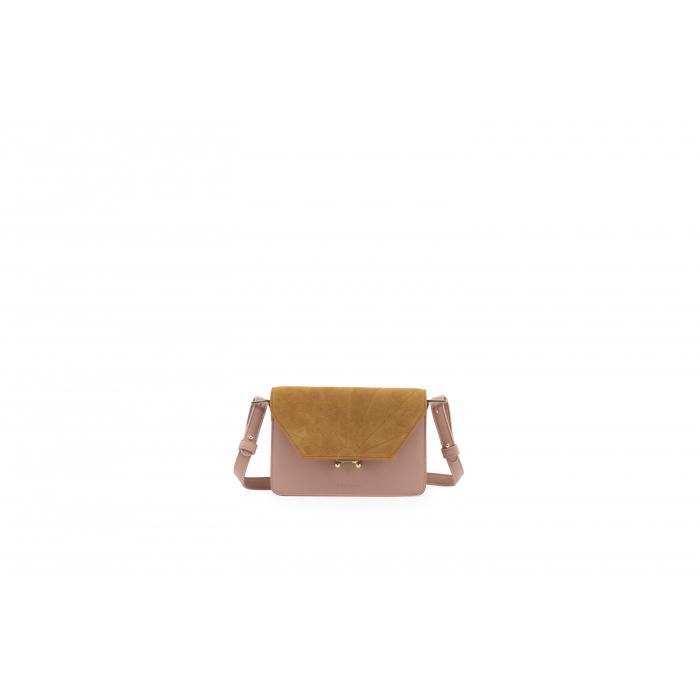 Shoulder bag dusty pink