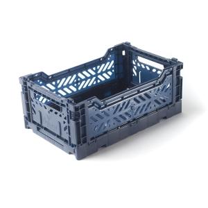 Cassetta pieghevole Cobalt blue Mini
