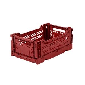 Cassetta pieghevole Tile red Mini