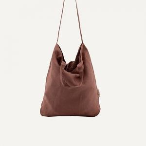 Baya bag in lino chestnut