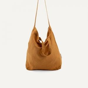 Baya bag in lino honey