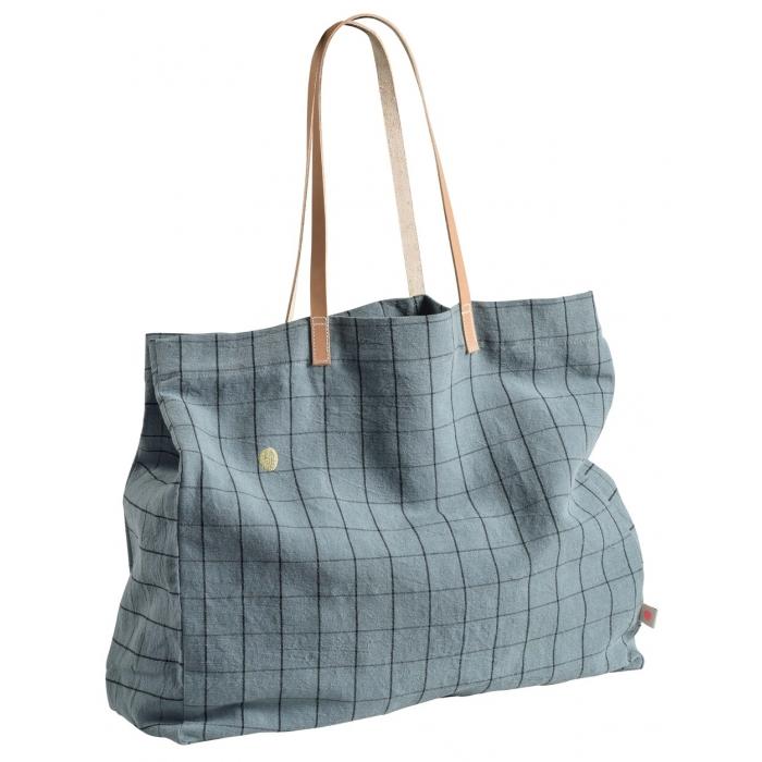 Maxi bag Oscar Sardine