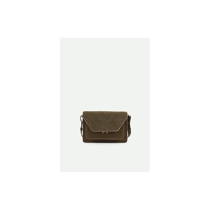 Satchel Olive green