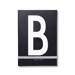 Notebook lettera B