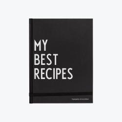 Quaderno My favourite recipes