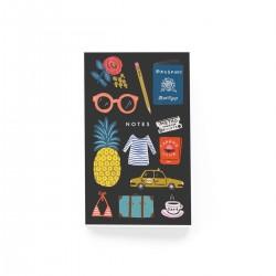 Notepad tascabile Buon viaggio