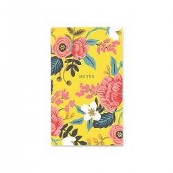 Notepad tascabile Fiori