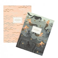 Set 2 notebook Sirene