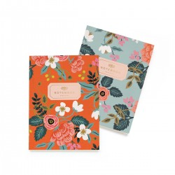 Set 2 notebook Fiori
